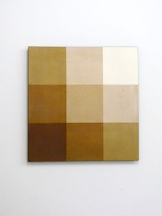 """Lex Pott & David Derksen Transnatural square - oxidized mirror.  """"Depending on the time that the silver is reacting with sulphur, different colour tones can be achieved, ranging from gold to brown, to purple to blue."""""""
