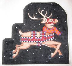 Needlepoint Donner Canvas