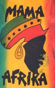 Mama Afrika!! #AfricanaStudies #AfricanAmericanStudies #Africology