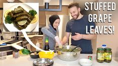 We hope you enjoyed this stuffed grape leaves recipe! Grape Leaves Recipe, Vegetarian Recipes, Healthy Recipes, Healthy Food, Sumac Spice, Italian Rice, Stuffed Grape Leaves, Pepper Spice, Pomegranate Molasses