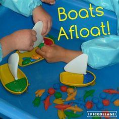 Sweet Smiles Preschool: Sailboats (Part 1)... #mgtblogger