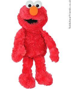 Elmo Teddy