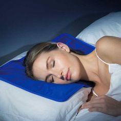 JML Chillmax - Pillow Gel Inlay - Natural Cooling & Maximum Comfort - For Any Pillow - Best UK Mattress Store Online Sleep Therapy, Clever Gadgets, Night Sweats, Hot Flashes, Best Mattress, Sleepless Nights, Body Heat, Good Night Sleep