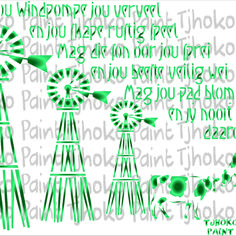 Windpompe A4-1 A4, Stencils, Painting, Painting Art, Paintings, Templates, Stenciling, Painted Canvas, Drawings
