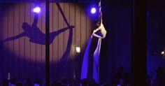 Acrobacias y coreografías aéreas de Sintonizart