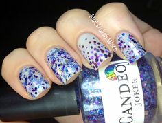 Nail Polish Wars: Glitter-gasmic #nails