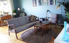 Ikea Ekenäset retro soffa med fotölj