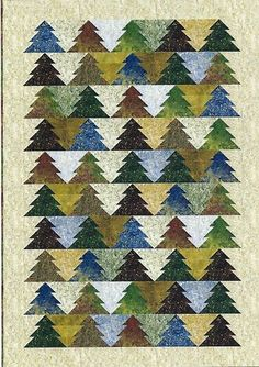 Oh Christmas Tree Quilt Pattern by Quilt Woman   eBay