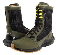 Yohji Yamaoto- Y-3 men's shoes