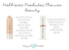 Marcas de maquiagem baratinhas: Flower Beauty