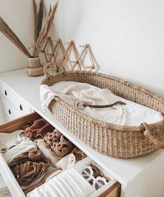 baby girl nursery room ideas 419116309074147817 - These beautiful changing baskets are coming soon 🌾Handmade and woven using sustainably sourced dried elephant grass from Accra, Ghana. 🍃 We… Source by Boho Nursery, Nursery Room, Girl Nursery, Nursery Decor, Nursery Modern, Woodland Nursery, Natural Nursery, Bedroom Decor, Floral Nursery
