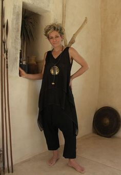 и опять эко стиль в одежде... - Ярмарка Мастеров - ручная работа, handmade
