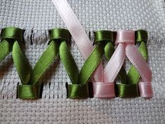 lesson ribbon border