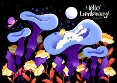 Hello! Lambunny? 뭐하니? 램버니?