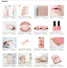 Soft Pink   Curator: Ebony Chapman