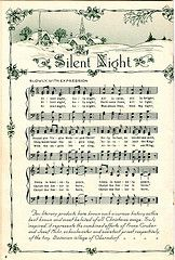 Vintage style sheet music and more