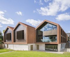 Channing School Extension in Highgate - e-architect