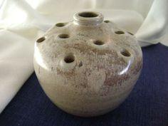 American-Art-Pottery-Edith-Harwell-Pinewood-Pottery-Studio-Vase-Frog-Alabama