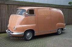 Mollers Cars: Super Van Concepts