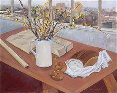 Bread and Bricks 1964 Jane Freilicher