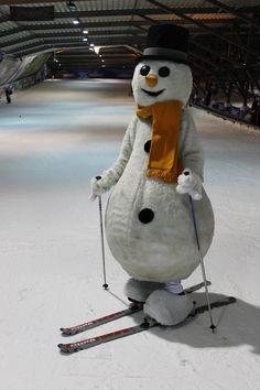 Welkom allemaal in mijn Snowparadijs! De eerste afdaling is goed gegaan! Dan is het nu tijd voor wat meer uitdaging!