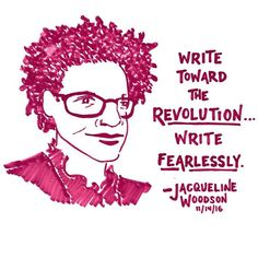 Jacqueline Woodson at @nationalbookfoundation's #5Under35, 11/116