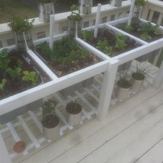 Self-Watering Veggie Table : 15 Steps (with Pictures) - Instructables Bucket Gardening, Container Gardening, Gardening Tips, Self Watering Containers, Self Watering Planter, Watering Raised Garden Beds, Raised Beds, Vegetable Garden Tips, Building A Raised Garden