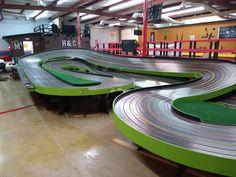 Slot Car Racing, Slot Car Tracks, Slot Cars, Home, Ad Home, Homes, Haus, Houses