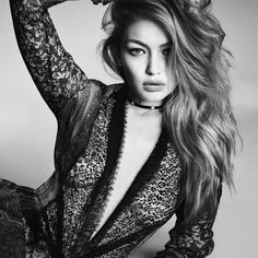 — Gigi Hadid by Luigi & Iango for Vogue Japan...