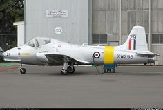 BAC 84 Jet Provost T5A aircraft picture