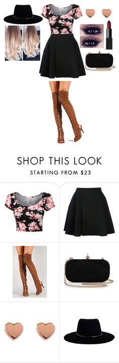 """""""Lindo"""" by malu-880 ❤ liked on Polyvore featuring Avelon, Ted Baker, Zimmermann and NARS Cosmetics"""