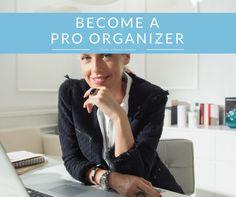 become professional organizer