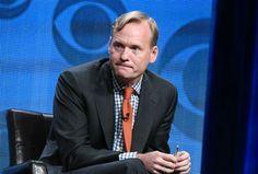Political Director for CBS News, John Dickerson / AP