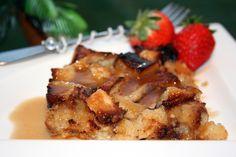 Jack Daniels Bread Pudding | Genius Kitchen