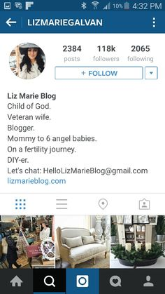 1 Fertility, Instagram Accounts, Journey, Let It Be, The Journey