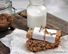 Sweet Coconut Curry Granola Bars Ingredients: 3 cups mixed nuts and seeds…