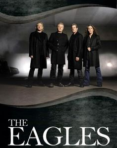 The Eagles - iconic band, songs that really take me back - great in concert. Love live music? We always have the best tickets available: www.clickitticket.com