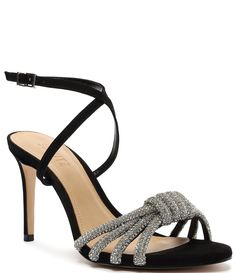 Dress Sandals, Dillards, Ankle Strap, Stiletto Heels, Latest Trends, Jewels, Amp, Leather, Clothes