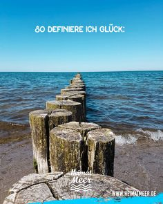 Meer = Glück? Wir finden ja! Mee(h)r Glück in Form von Deko & Klamotte aus dem hohen Norden findet ihr hier >>