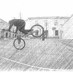 #BikeTrial #VillanuevaDeLaSerena