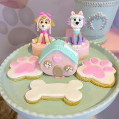 Torta Paw Patrol, Paw Patrol Party, Paw Patrol Birthday, Puppy Party, 3rd Birthday, Candy, Desserts, Sweet Girls, Kids Part
