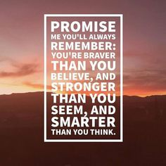 #smarter #stronger #tougher #quotes #sunrise #inspire http://ift.tt/1TwraML