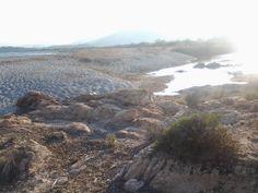 Murtas Beach in late summer....