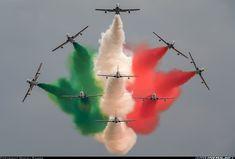 Italian Air Force Aermacchi MB-339PAN  MM54517 (cn 6745/140/AA065)