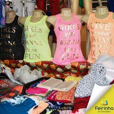 Regatinha sempre é peça chave em nosso guarda roupa! Nunca é demais!   #moda #básica #peçachave #feirinhadaconcórdia