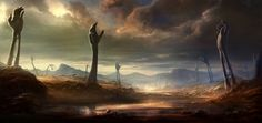 Dreamlands deeamscape