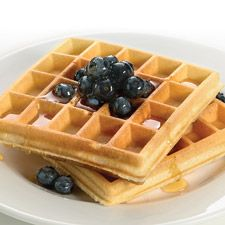 The Easiest Waffles – Lightning-fast waffles for any time of day.