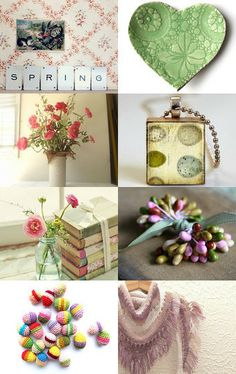 Spring Forth by Terry Wilson on Etsy--Pinned with TreasuryPin.com