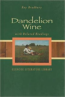 Senior Book Lounge: Dandelion Wine By, Ray Bradbury Dandelion Wine Ray Bradbury, Small Town America, 12 Year Old Boy, Take Off Your Shoes, Feeling Stuck, Open Window, I Can Relate, Good Books, I Am Awesome
