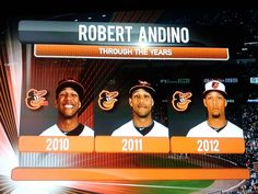 The pitfalls of being a Baltimore Oriole...